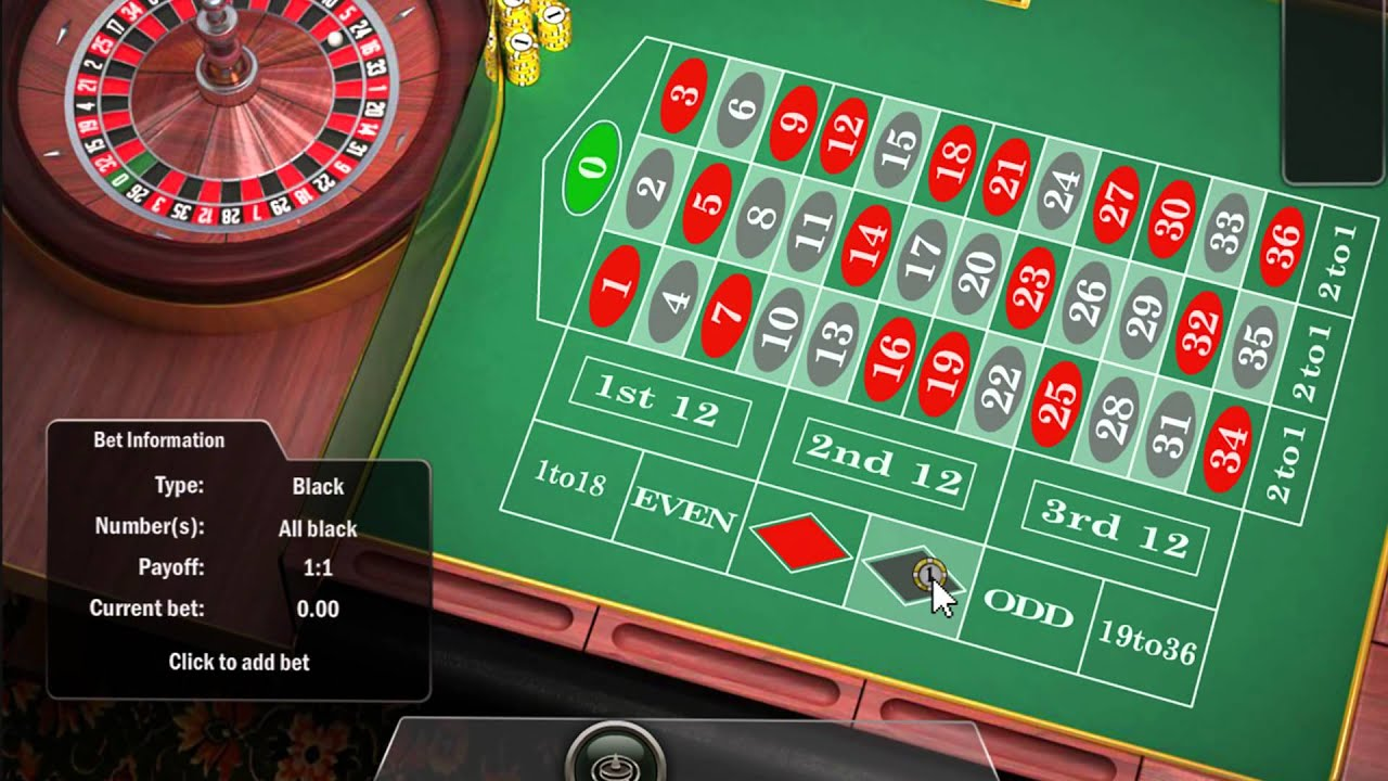 Roulette Rules Unibet - 59083