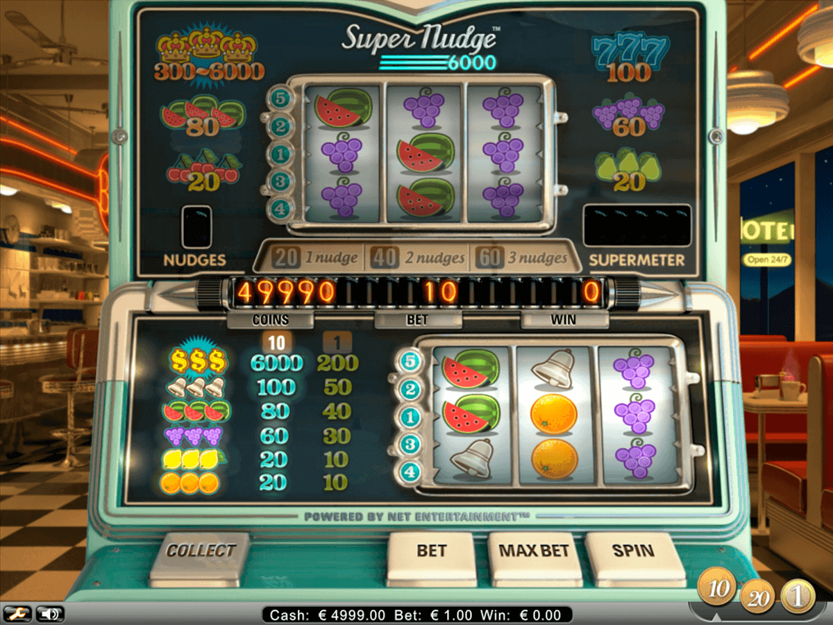 Spelautomat cash - 31613
