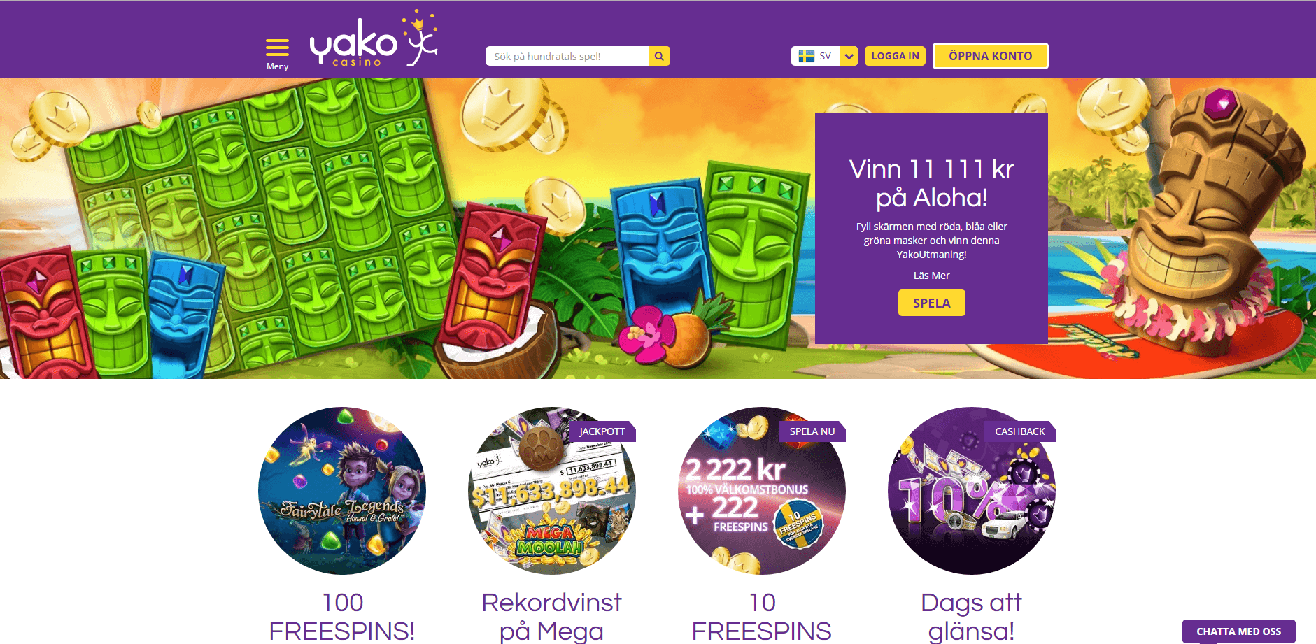 Svenska casino BankID - 73006