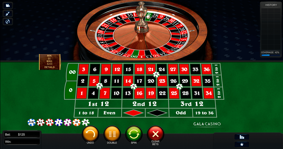 Sveriges bästa roulette - 42127