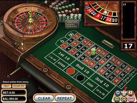 Table games roulette - 20163