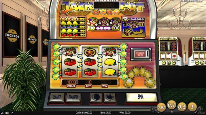 Virtual Jackpot - 34342